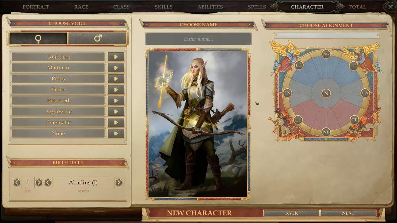 Pathfinder Kingmaker Choose Magus Spells List