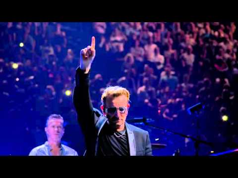 U2 - One (Live in Paris 07.12.2015 HBO HD)