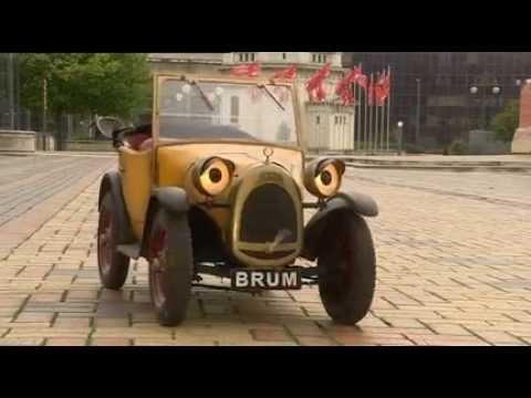 Brum - The Gorilla Caper