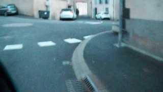 Petit tour de moto tranquille dans Pont-du-Château (50cm3)