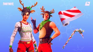 SHOP FORTNITE 8 DICEMBRE IN LIVE ASCIA CARAMELLA?REGALO PICCONE MINTY A QUOTA 1300 SUPPORTERS