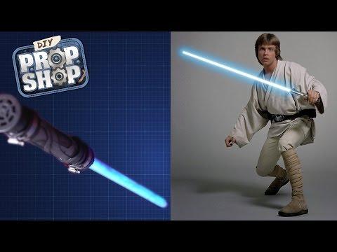 Star Wars Lightsaber - DIY PROP SHOP