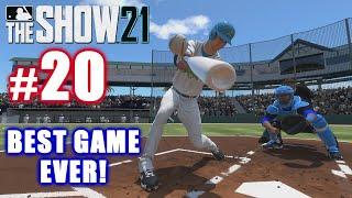 GREATEST DIAMOND DYNASTY GAME EVER! | MLB The Show 21 | Diamond Dynasty #20