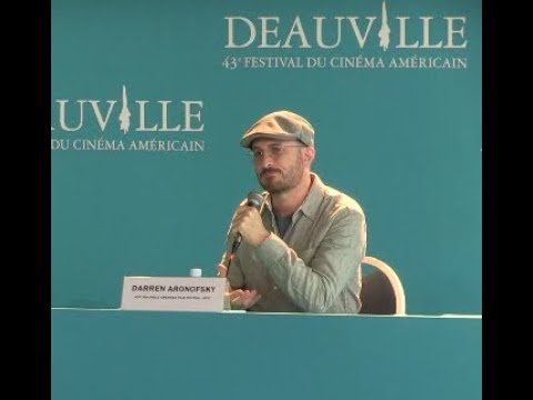 [Deauville 2017] Mother! press conference with Darren Aronofsky