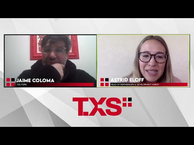 Jaime Coloma en Txs Topic en TXSPlus.com