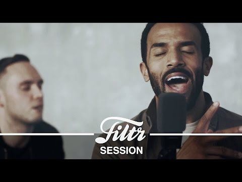 Craig David - Ain't Giving Up (Filtr Acoustic Session [Reeperbahn Festival])