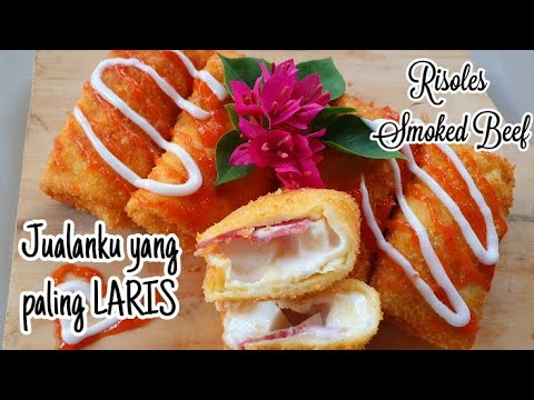 RESEP RISOLES MAYONNAISE SMOKED BEEF