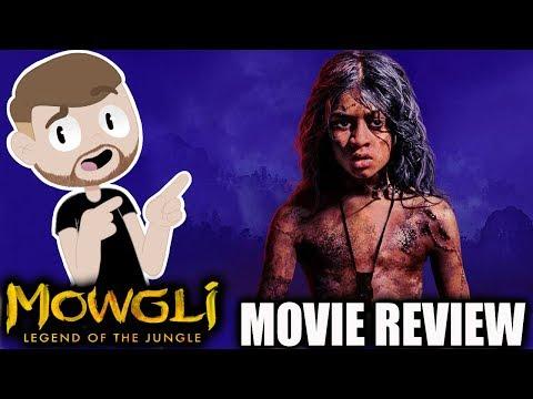 MOWGLI: LEGEND OF THE JUNGLE (2018) - Netflix Original Movie