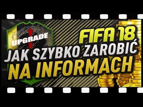 FIFA 18 Chcesz sporo zarobić - Inwestuj w INFORMy 💥