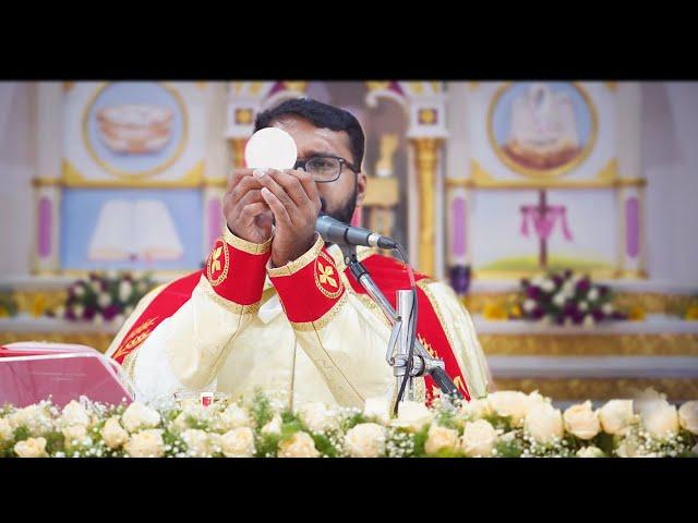 ഞായറാഴ്ച കുർബാന Fr.Freddy Kottoor (16-05-2021)