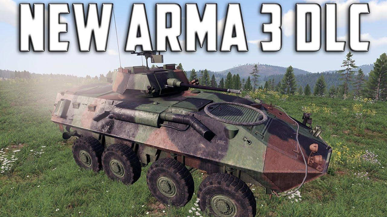 ARMA 3 - CSLA Iron Curtain DLC
