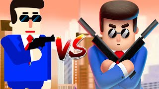 MR BULLET Spy Puzzles - Chapter 14-16 Walkthrough Gameplay Let The Bullet Fly