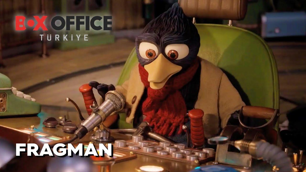 Kirpi ve Saksağan: Sevimli Uzay Kahramanları: Dublajlı Fragman