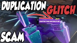 MÉTODO de estafa DUPLICATING EXPOSED New Teleportation/Duplication Glitch(Scammer Gets Scammed) Fortnite