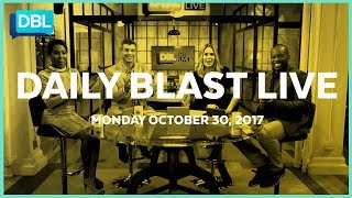 Daily Blast LIVE | Monday October 30, 2017
