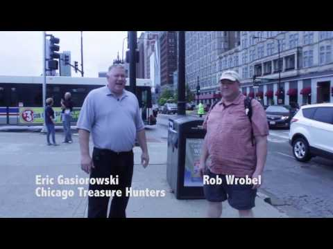 The Secret of Byron Preiss: How they found the Chicago key.