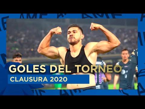 Todos los goles del América del Clausura 2020