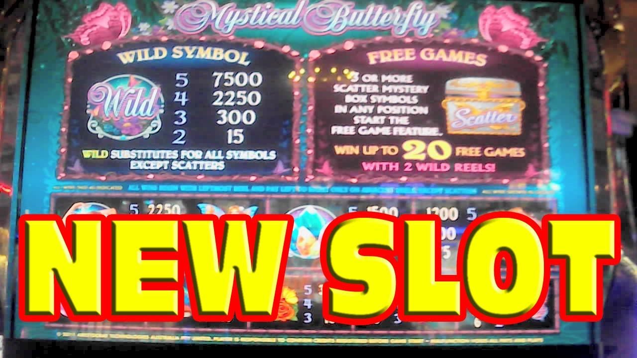 Newest Slots In Vegas