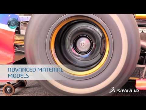 SIMULIA Abaqus - Tire Simulation Technologies