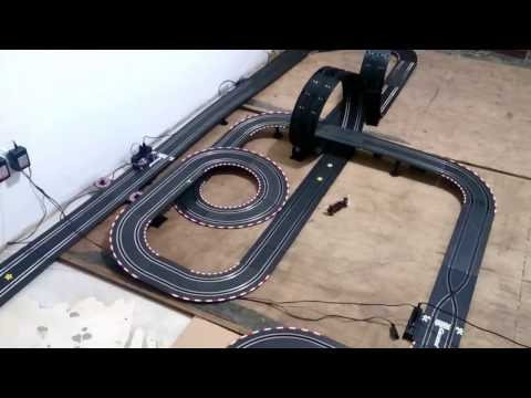 Longer Carrera Go slot car Track test