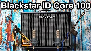 Blackstar ID Core 100 - Super Wide Stereo Guitar Amp