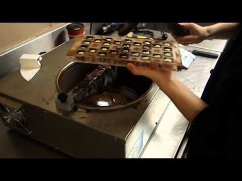 Molded Chocolates- Banana Caramel & Passione