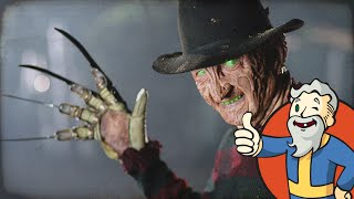 """FREDDY KRUEGER MODE UP IN HERE!!!"" Fallout 4 Far Harbor DLC 1440p 60fps"