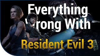 GAME SINS | Everything Wrong With Resident Evil 3