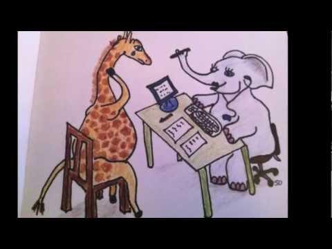 Giraffen Gunnar blir röntgad - en bok för barn om röntgen