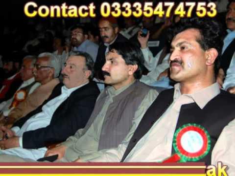 New 2012 Islamabad Pakhtoon Night Mast Song New Female Singer Amna Khan  Shakir Zeeshan Khattak