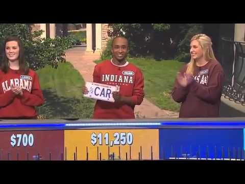 Guy On Wheel Of Fortune Can't Read Poor Dude