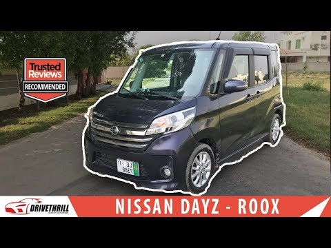 Nissan Dayz ROOX Highway Star For Sale - Depth Review - Pakistan
