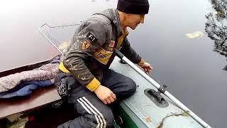 Убийца щук рулит Рыбалка на Нуксенском озере