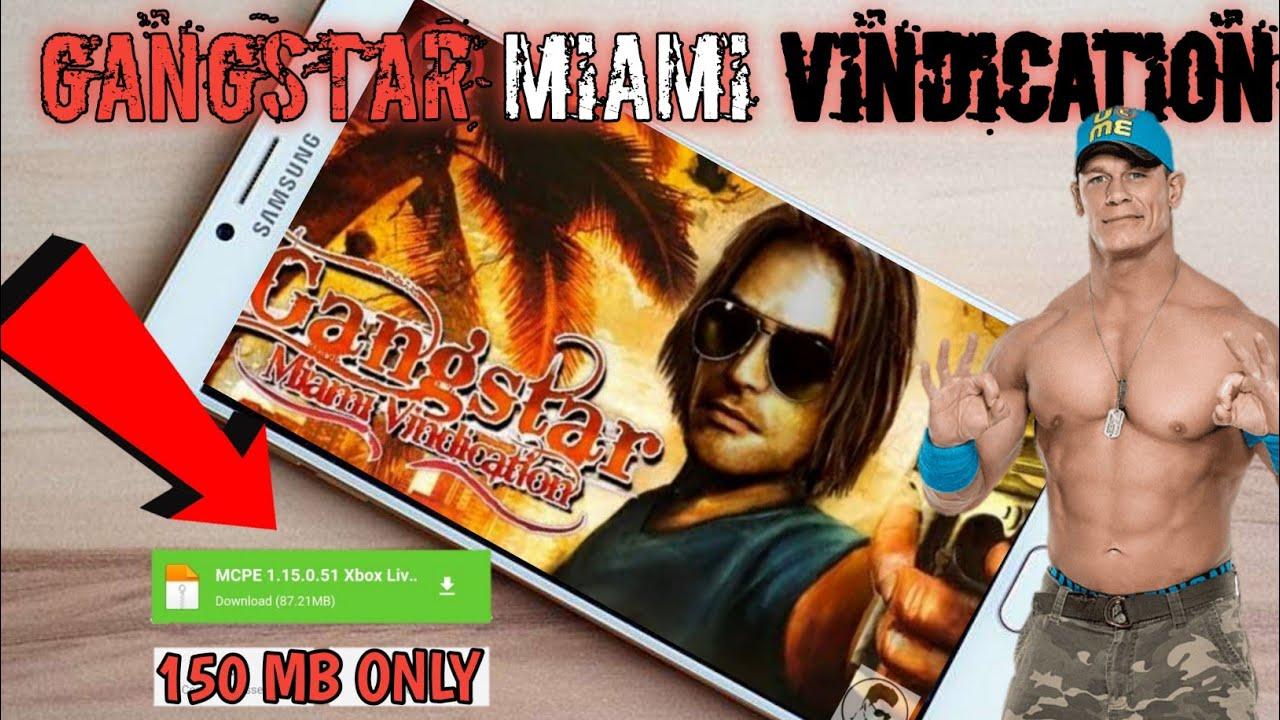 Download Gangstar Miami Vindication | 100% Working  Download | Remastered
