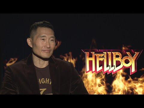 Hellboy Star Daniel Dae Kim on What He Wants for Daimio in a Sequel