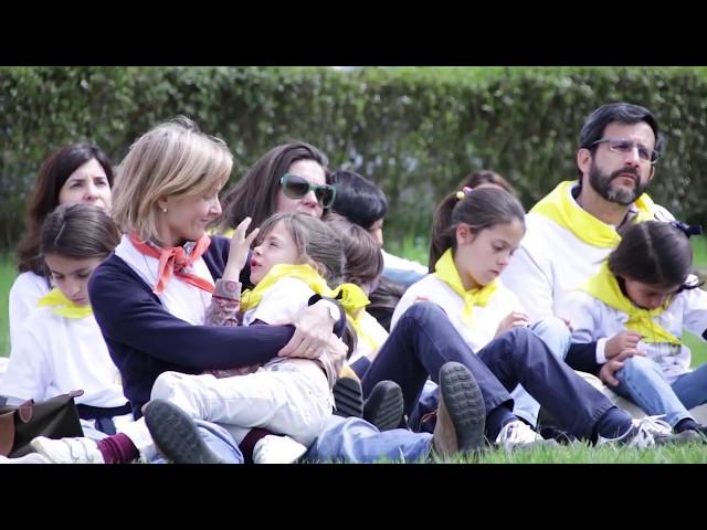 Sal de tu tierra - Capítulo 1(4): Misiones de Semana Santa España 2017