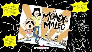 bande annonce de l'album Monde à Malec. Paris - Tokyo - Internet