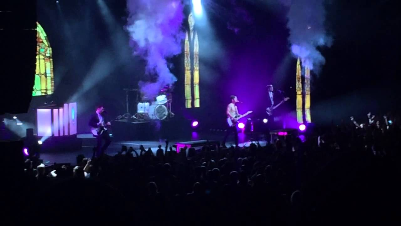 This Is Gospel   Panic! At The Disco   Theater At Madison Square Garden    8/5/14 Awesome Ideas