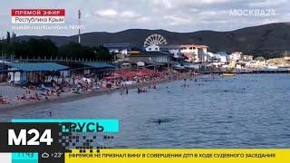 Москвичам рассказали, как добраться до Крыма - Москва 24