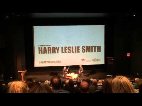 Harry's Last Stand - Harry Leslie Smith - SFU Vancouver - Part 1 - 16th June 2015