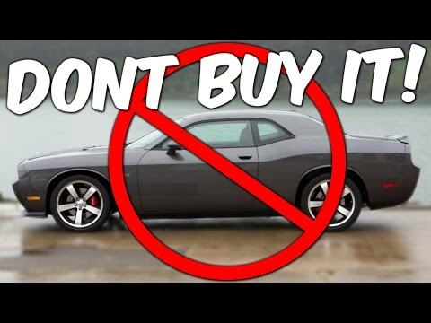 DON'T BUY A CHALLENGER