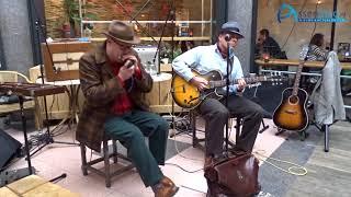 Asser Bluesdagen in centrum van Assen