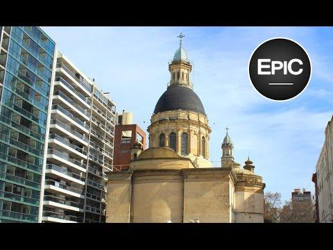 Basílica Catedral de Rosario - Rosario, Argentina (HD)
