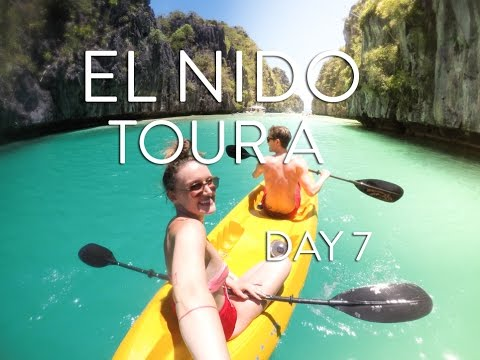 ISLAND HOPPING IN THE PHILIPPINES | EL NIDO | TOUR A | VLOG DAY 6: THE PHILIPPINES