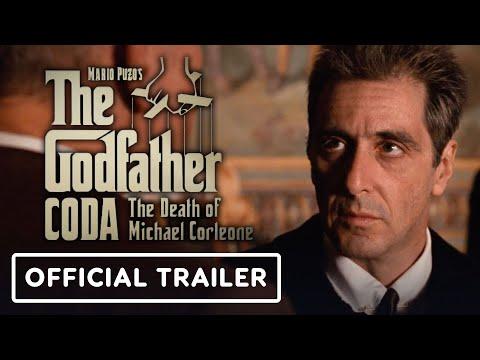 """""""The Godfather, Coda: The Death of Michael Corleone"""" [trailer oficjalny - wersja oryginalna]"""