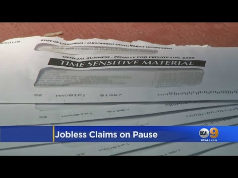 Jobless Claims On Pause As California EDD Announces Reset Pe