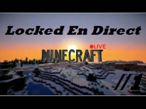 loked en direct rediffusion minecraft chasse fantome rush 1 youtube. Black Bedroom Furniture Sets. Home Design Ideas