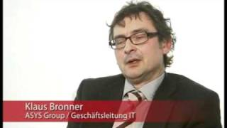 Asys Group (1) - Infor ERP COM vernetzt global Systeme