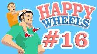 Happy Wheels - ОРГИЯ В КВАДРАТЕ #16