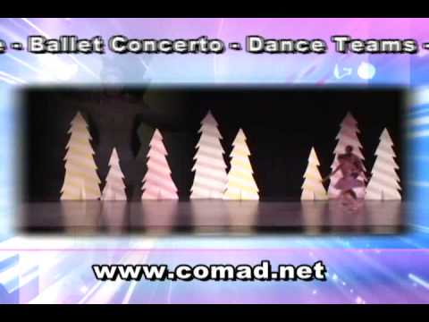 Conservatory Of Music and Dance Commercial